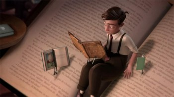 William Joyce & Brandon Oldenburg - The Fantastic Flying Books of Mr. Morris