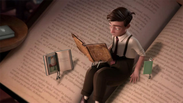 William Joyce & Brandon Oldenburg - The Fantastic Flying Books of Mr. Morris