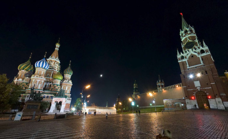 Andrey Ilyin - Red Square