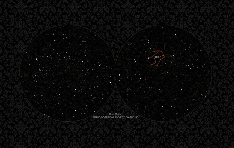 David Clark - 88 Constellations for Wittgenstein