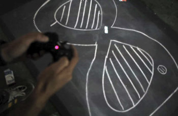 interactive chalk