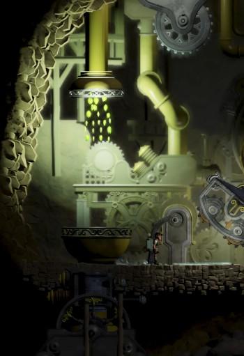 Strange Loop Games - Vessel