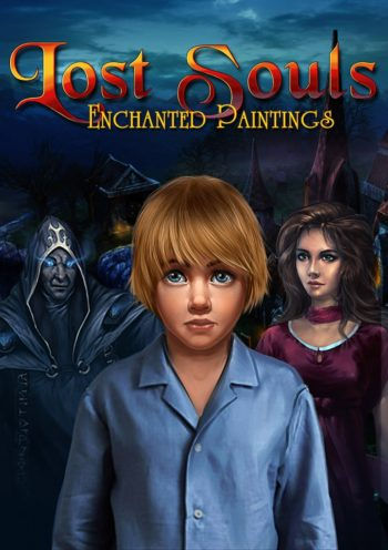G5 Entertainment Fenomen Games – Lost Souls Enchanted Paitings