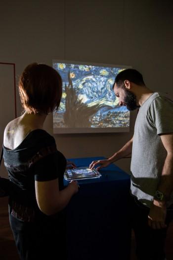 Starry Night - Petros Vrellis (1)