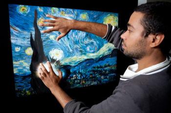 Starry Night - Petros Vrellis (3)