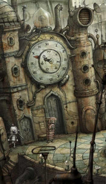 Amanita Design s.r.o. – Machinarium
