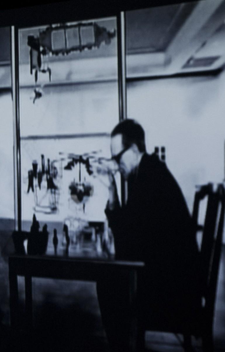 Gabriela Noujaim – Talking to Duchamp
