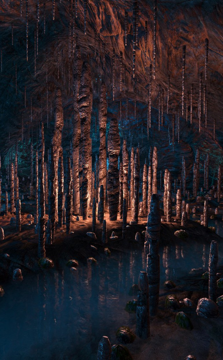The Chinese Room – Dear Esther