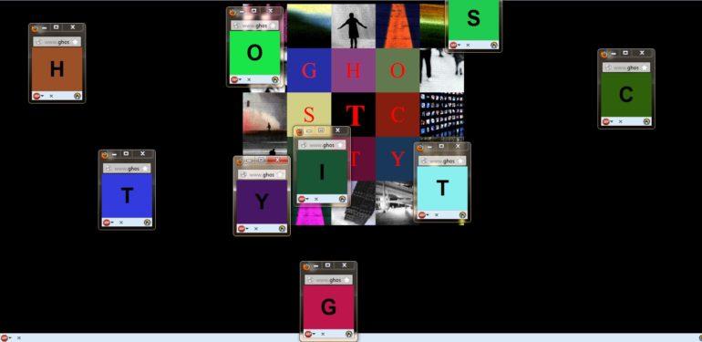 Jody Zellen - GHOST CITY