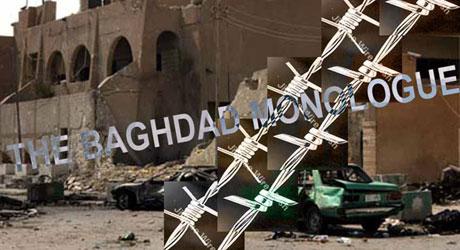 Alejandro Vinao - The Baghdad Monologue