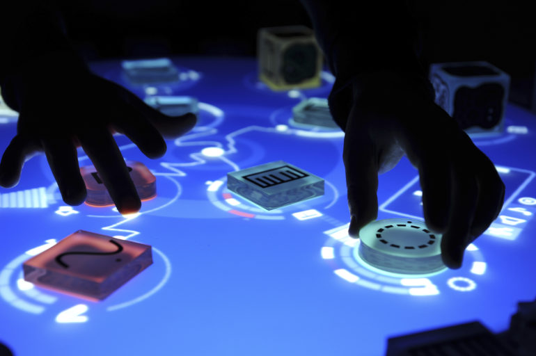Interactive Sonic Systems Team - Reactable