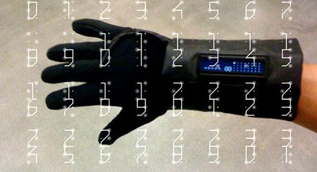Pete Hawkes - Binary Glove