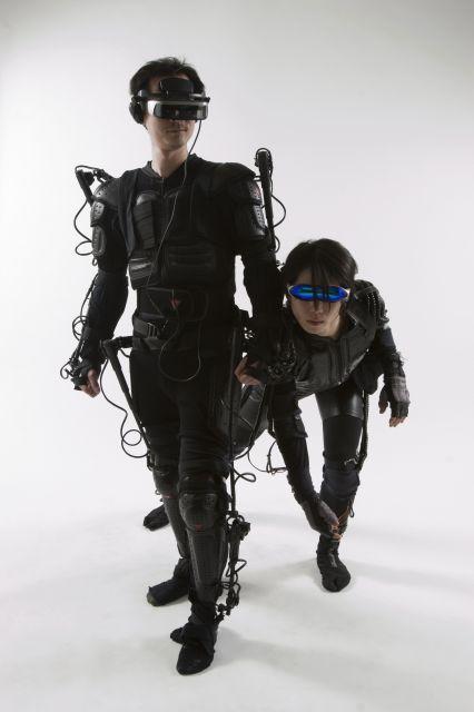 Suguru Goto - netBody Augmented Body and Virtual Body II