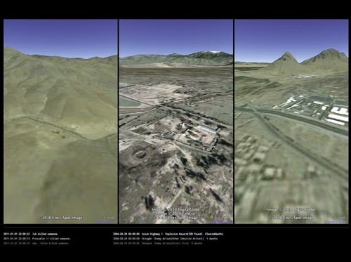 mchrbn - Afghan War Diary