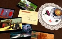 Lainy Voom Postcard