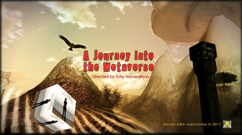 Tutsy Navarathna - A Journey into the Metaverse