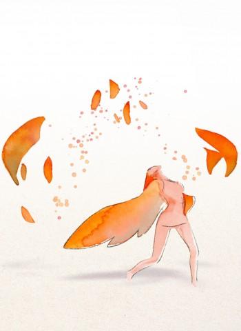 Celia Riviere - L Odyssee du feu sacre