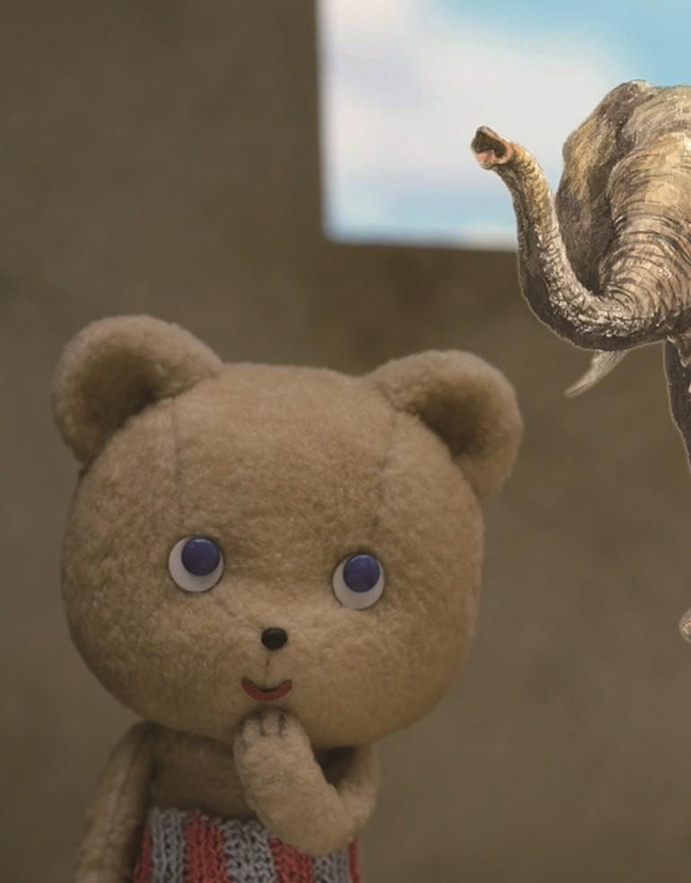 GODA Tsuneo – Im also a bear