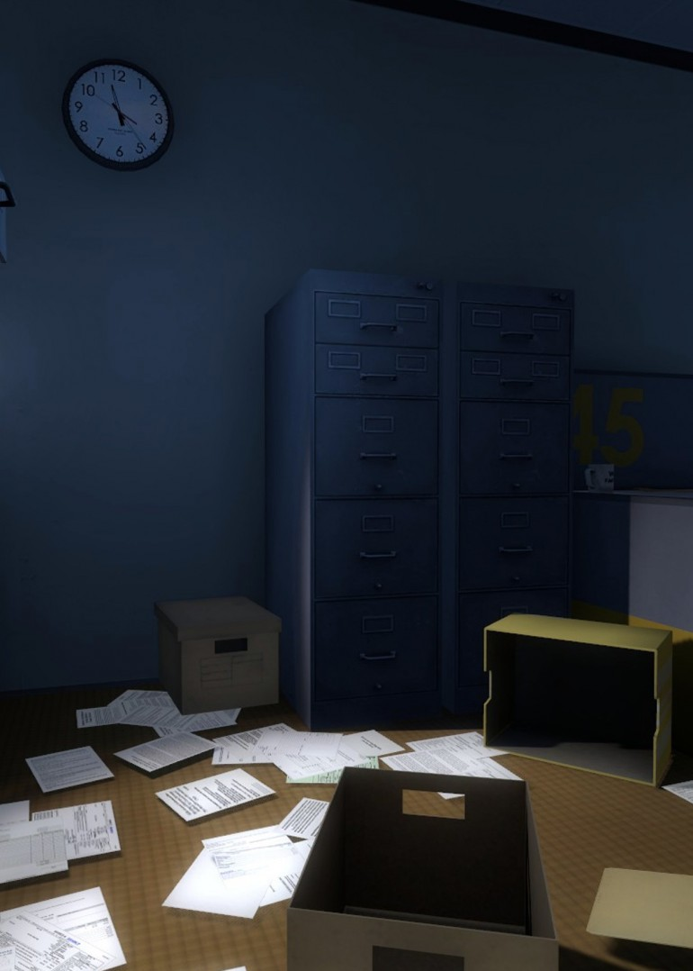 Galactic Cafe – The Stanley Parable