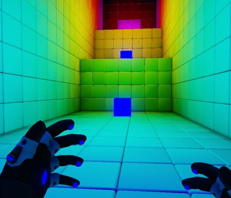 Toxic Games - Q.U.B.E. Directors Cut