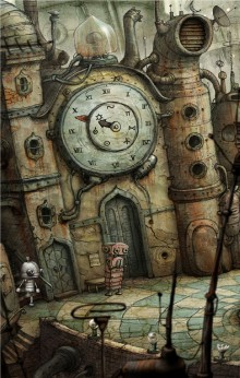 AmanitaDesign - Machinarium