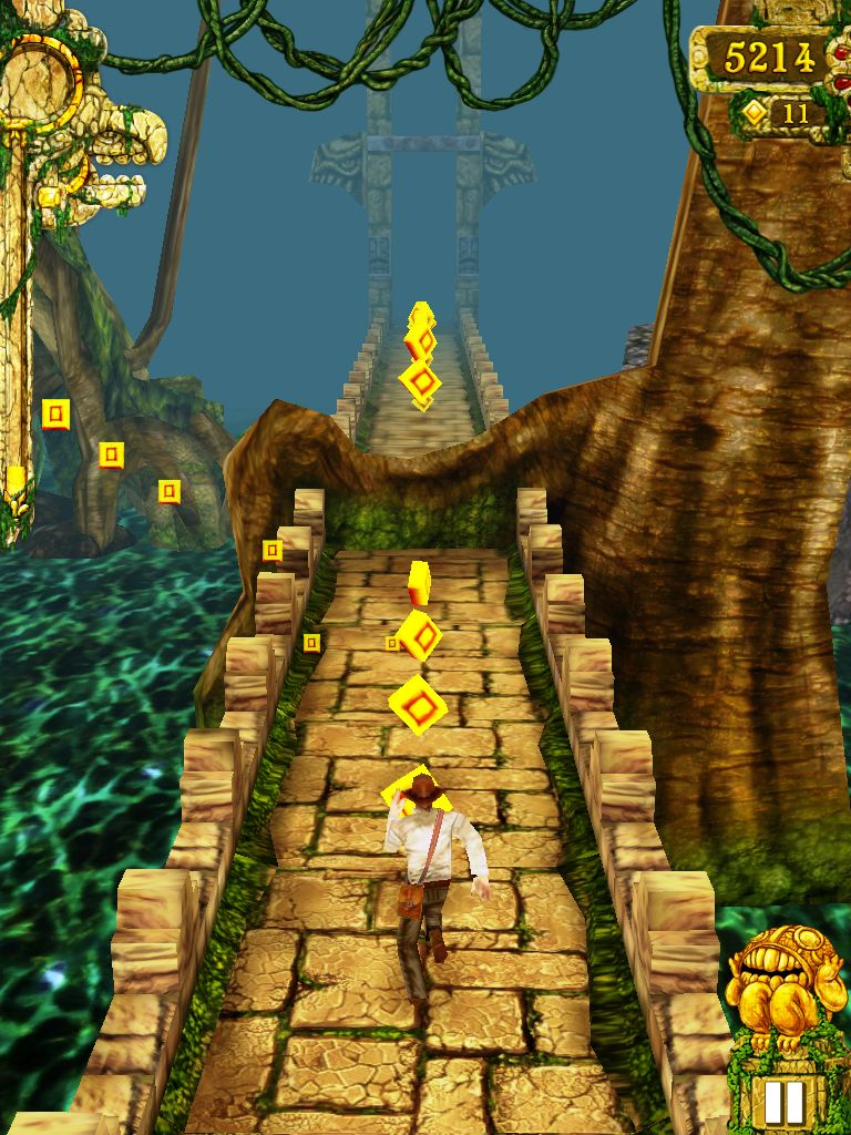 Imangi temple run
