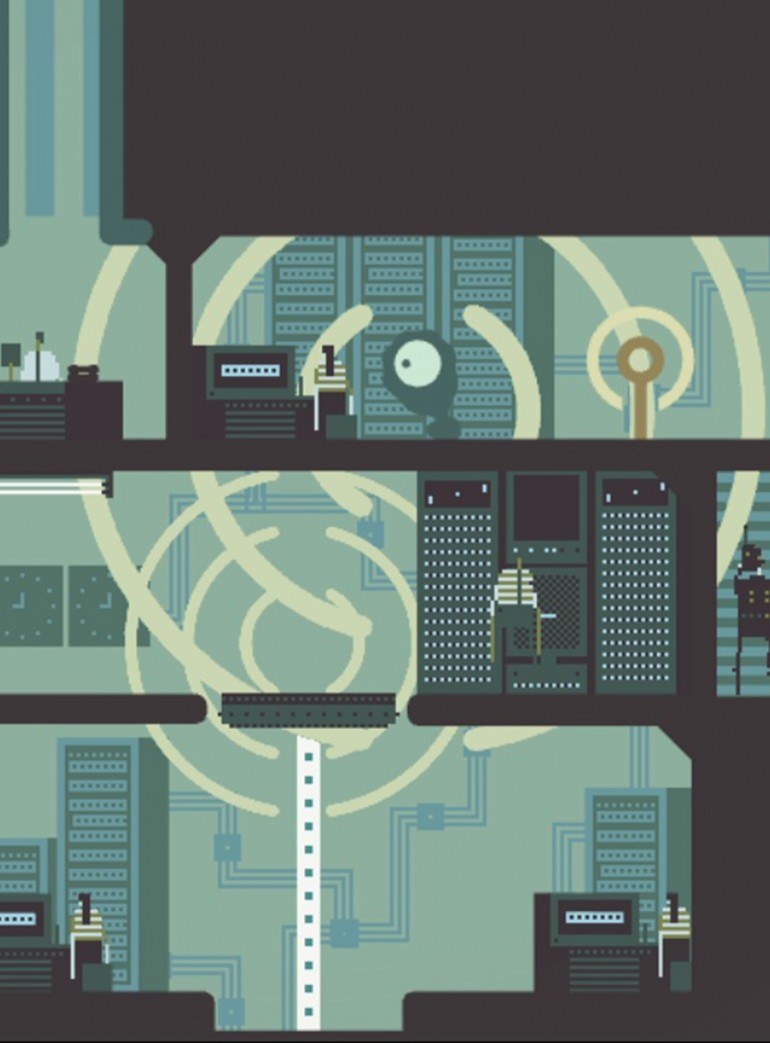 Queasy Games _ I Am Robot and Proud - Sound Shapes