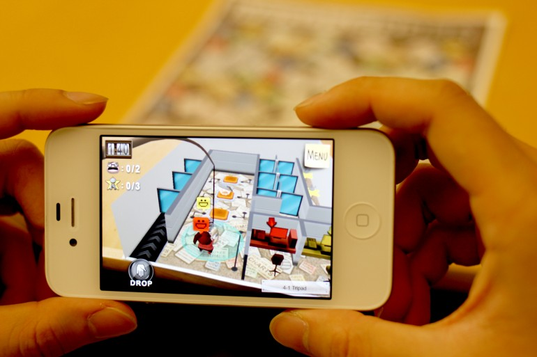 Augmented Reality Game Studio