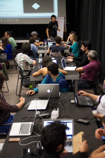 Workshop Programação Criativa em ProcessingGabriel Camelo