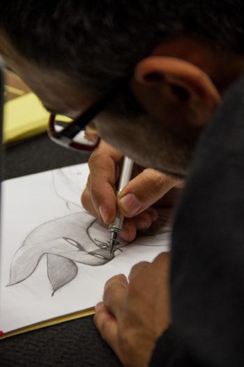 Workshop Direção de Arte para AnimaçãoBernardo França