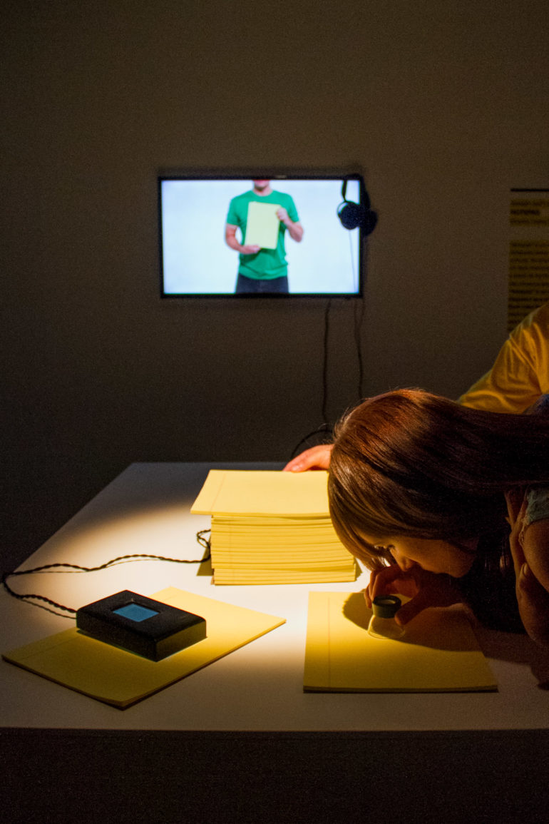 abertura FILE (Festival de Linguagem Eletrônica) 2014