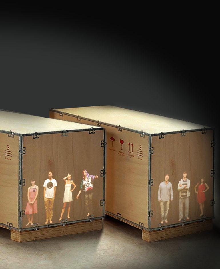 FILE FESTIVAL 2015 Bego M. Santiago - Little Boxes
