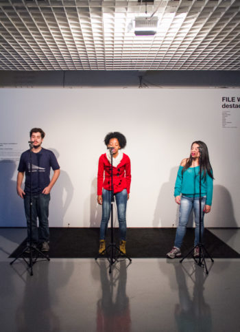 FILE FESTIVAL 2015 (32) Ozge Samanci, Blacki Li Rudi Migliozzi & Daniel Sabio – Plink Blink