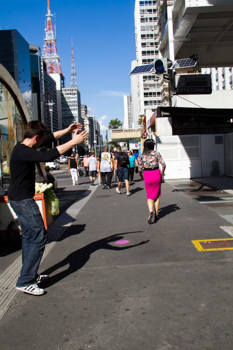 "FILE FESTIVAL 2015 - Assocreation -€"" Solar Pink Pong"