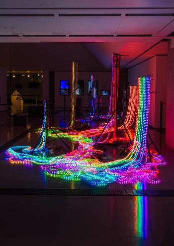 FILE FESTIVAL  2015 POLYMORF: Marcel Van Brakel E Frederik Duerinck – Hardwired