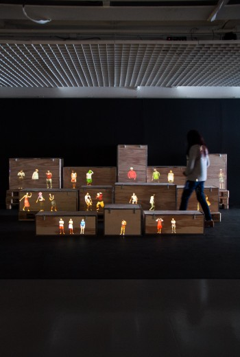 FILE FESTIVAL 2015 Bego M. Santiago – Little Boxes