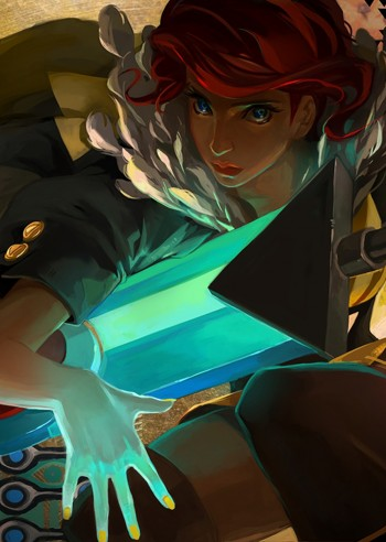 FILE GAMES 2015 Supergiant Games - Transistor