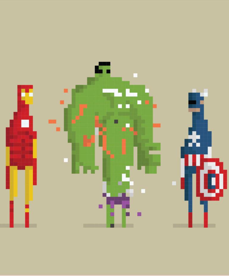 FILE GIF 2015 Dusan Cezek - Pixelomics (Hulk)