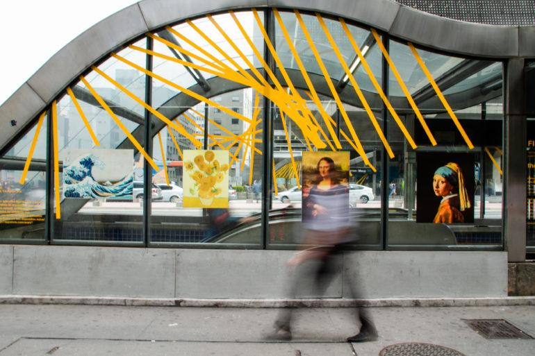 fachada metro Trianon- Masp FILE 2015