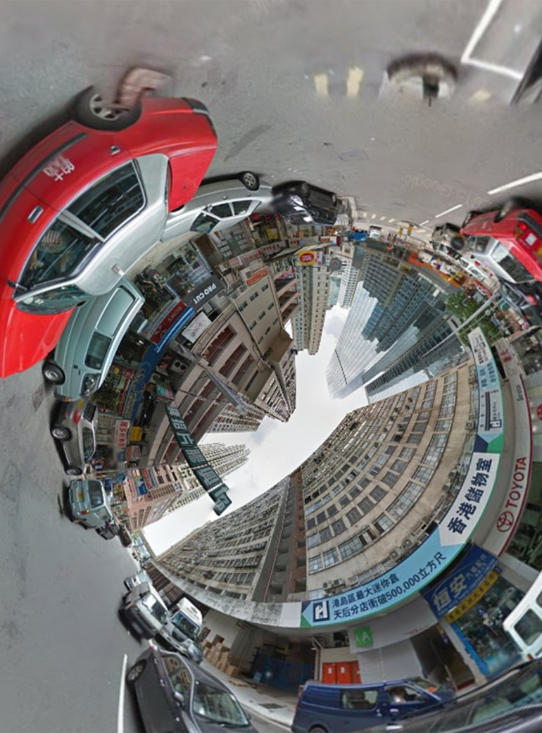 FILE WEBGL 2015 Ryan Alexander - Streetview-Stereographic