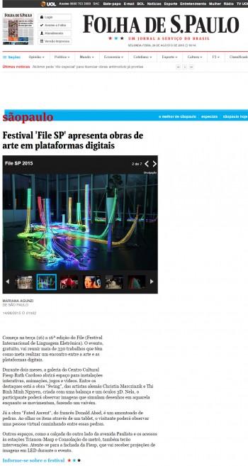 14-06-2015 - Folha Online - SP copy
