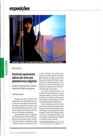 14-06-2015 - Folha de S. Paulo - SP copy