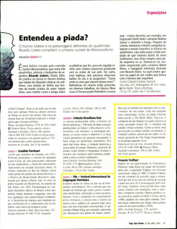 22-07-2015 - Revista Veja São Paulo - SP copy