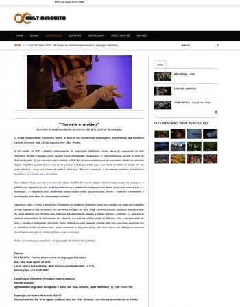 27-07-2015 - Cult Circuito - SP
