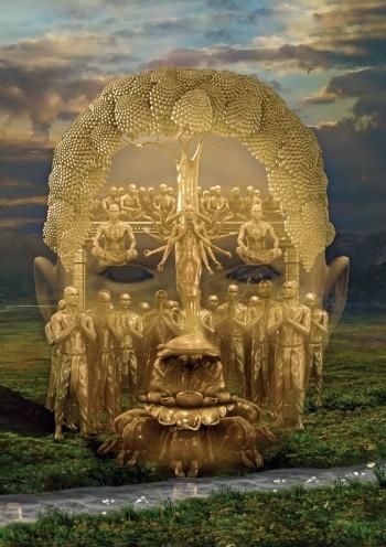 Agrawal – Shri Hanuman Chalisa 3D