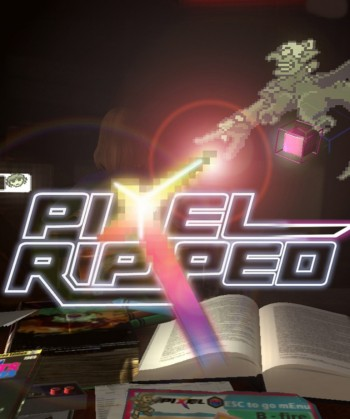 Ana Ribeiro – Pixel Ripped