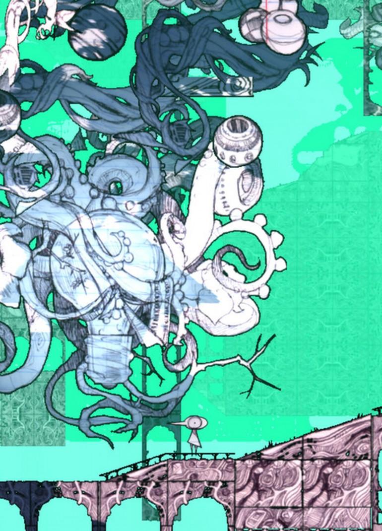Arachnid Games – Ballpoint Universe Infinite