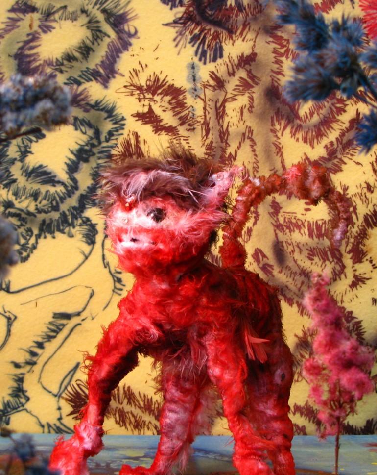 Erin Dunn – Red Monkey