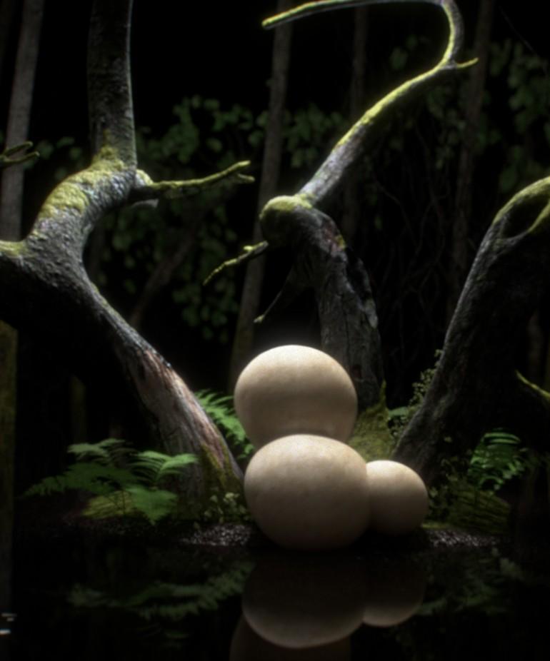 Hugo Arcier & Le Cube – Nostalgia for Nature