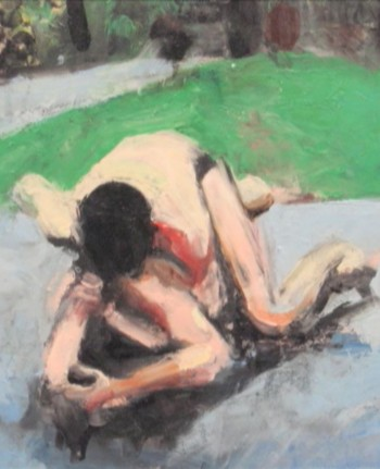 Lauren Gregory – Triptych